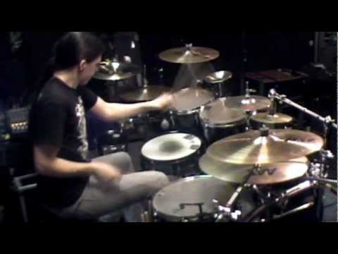 Toni Merkel_Suffocation - Rapture of Revocation Drum Cover