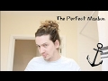 The Perfect Messy Manbun Tutorial