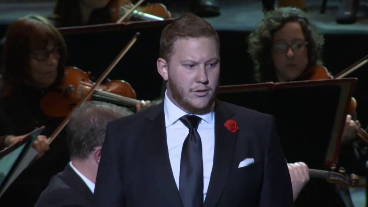 Nicholas Brownlee, BASS-BARITONE, USA, 1st Prize Winner, Engagements Prizes