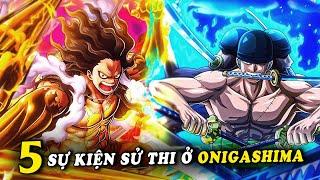 Zoro bộc lộ Haki Bá Vương , 5 khoảnh khắc nổi da gà chờ đợi chuyển từ Manga lên Anime