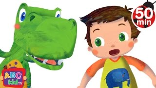 My Friend Dinosaur (2D) | +More Nursery Rhymes & Kids Songs - CoCoMelon
