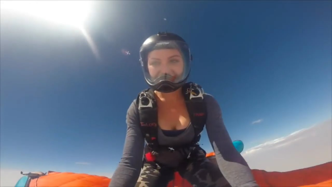 Wingsuit Rodeo Cloud Surfing People Are Awesome Youtube