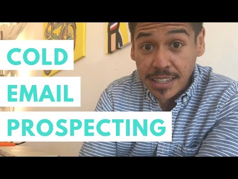 How to ACTUALLY get prospects to respond to your cold email prospecting