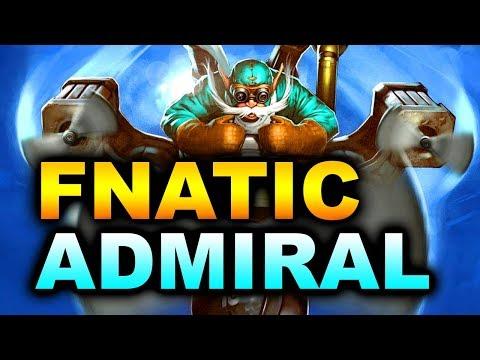 FNATIC vs ADMIRAL - SEMI-FINAL - PVP Championship DOTA 2