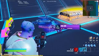how to get alien weapons in fortnite creative 😱😱