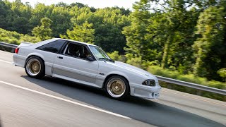 The BADDEST FOXBODY On YouTube is BACK ON THE STREETS