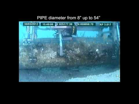Subsea ROV-PEC - NDT Underwater Inspection
