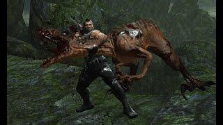 прохождение turok 4 охота на динозавров