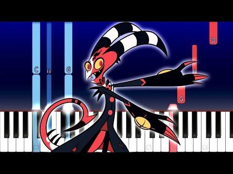 Helluva Boss Pilot - The Immediate Murder Professionals (Piano Tutorial) thumbnail