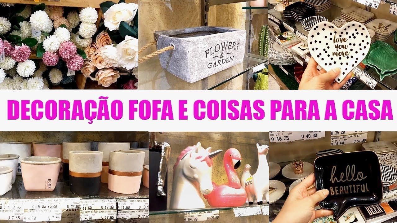 26f2cb4c5 DECORAÇÃO E COISAS FOFAS PARA CASA NA 25 DE MARÇO - YouTube