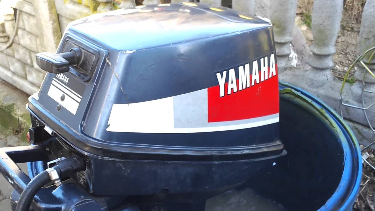 1995 Yamaha 4 Hp Outboard Workshop Service Repair