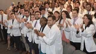 Health is Gold - Free tuition for all NYU medical students