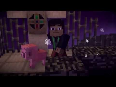 """[Gabriel's Path] Minecraft: Story Mode On Netflix Episode 3 """"The Last Place You Look"""" 