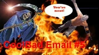 CoolBad Email #5: The Logo