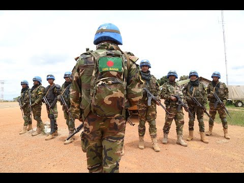 UN Peacekeepers Day 2017