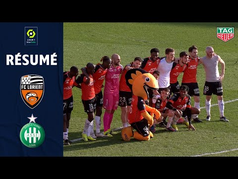 Lorient St. Etienne Goals And Highlights