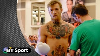 #UFC189 | Conor McGregor Open Workout