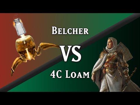 Belcher vs. 4C Loam (Legacy)