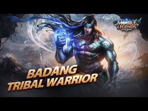 New Hero | Tribal Warrior | Badang | Mobile Legends: Bang Bang!