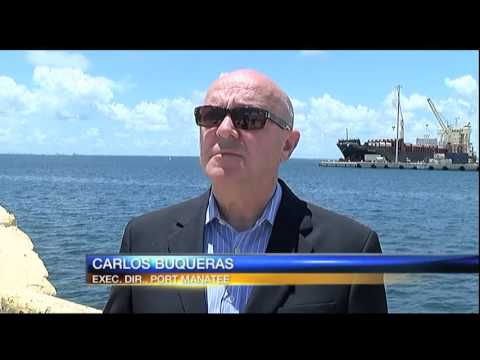 Port Manatee to see job boost with Panama Canal expansion