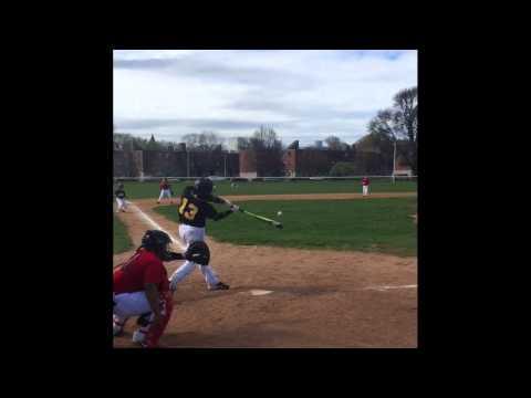 Manuel Alvarez Fenway High School Baseball Recruiting video. Class of 2016