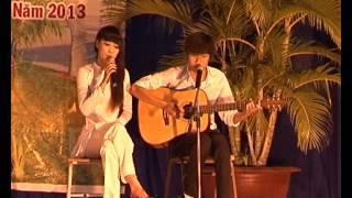 Ký ức sân trường- Hải Đăng & Thanh Thúy - THPT Bùi Thị Xuân - Phan Thiết - Bình Thuận.