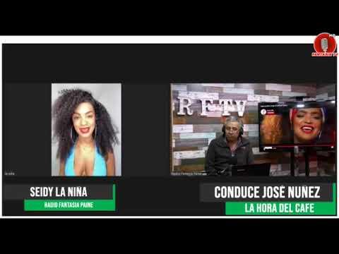 Entrevista Seidy La Niña & Ziklo, en La Hora del Café