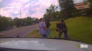 Video shows Florida deputy save baby's life