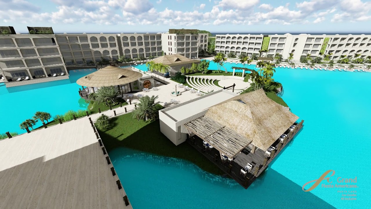 Hotel Grand Fiesta Americana Los Corales Punta Cana