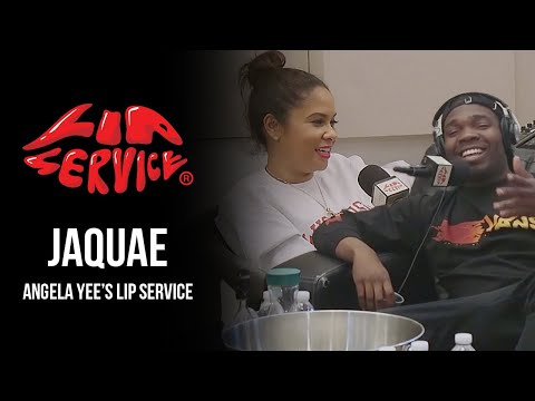 Angela Yee's Lip Service Ft. Jaquae