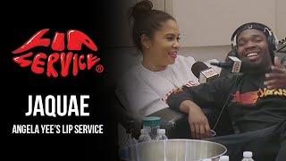 Angela Yee's Lip Service Ft. Jaquae