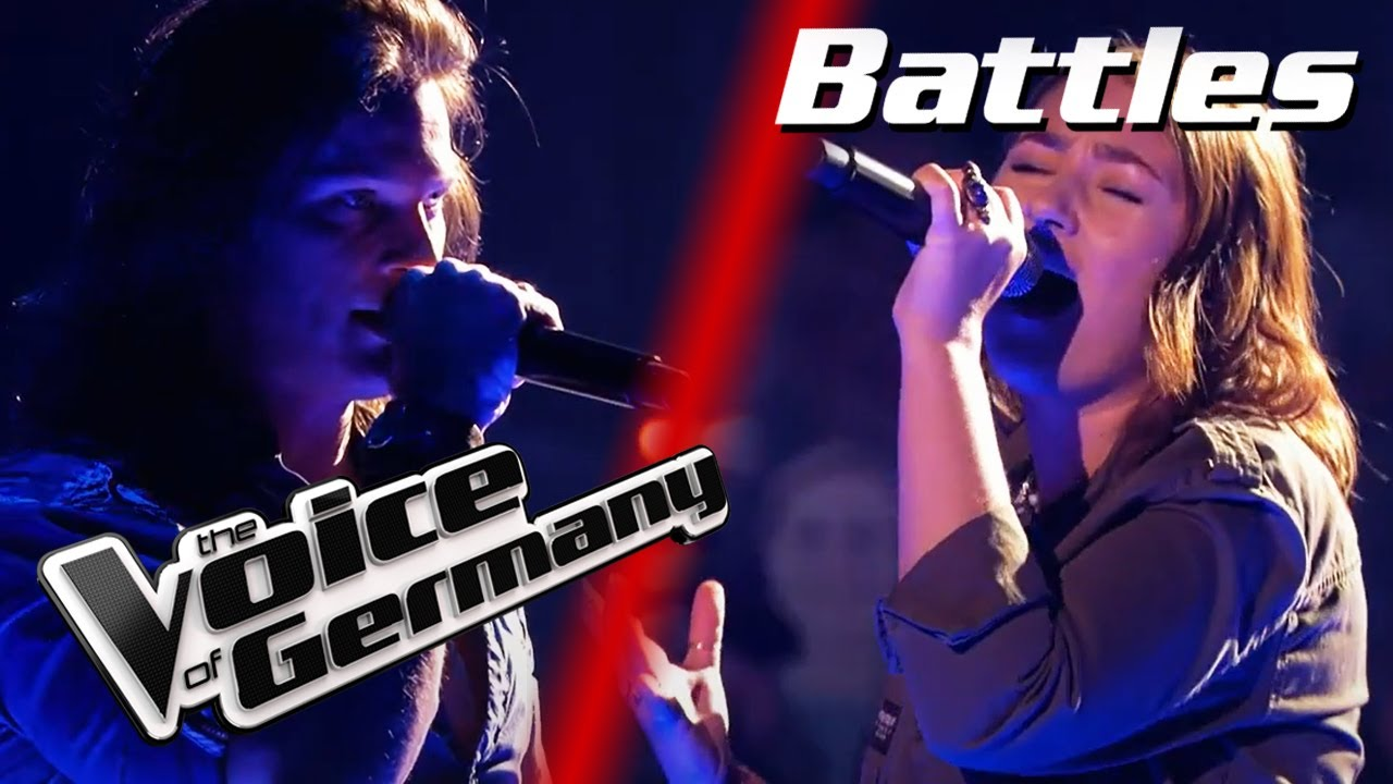 Download Depeche Mode - Enjoy The Silence (Oliver Henrich vs. Lorena Daum)   The Voice of Germany   Battles