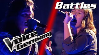 Depeche Mode - Enjoy The Silence (Oliver Henrich vs. Lorena Daum) | The Voice of Germany | Battles