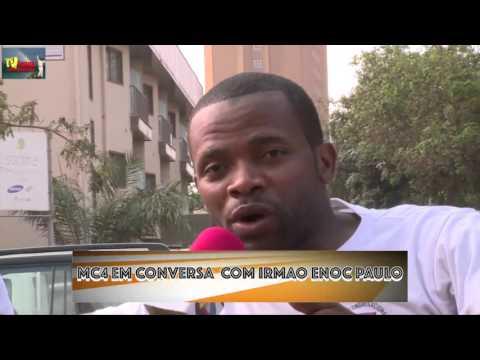 PROGRAMA MOVIMENTO GOSPEL IRMÃO ENOC PAULO