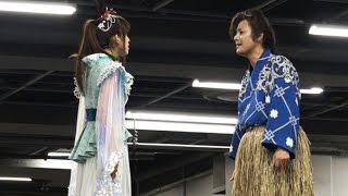 初心者からツウまで!演劇総合情報サイト『エンタステージ』http://enterstage.jp/ 2016年8月11日(木)より東京・明治座で上演されるミュージカル『TARO URASHIMA』。