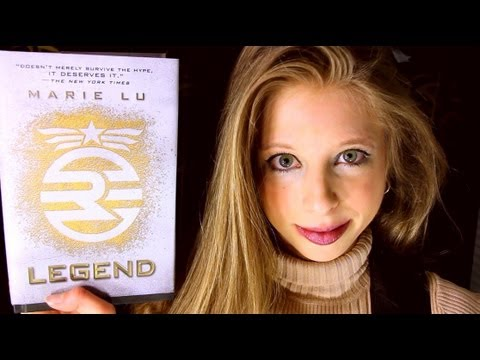 LEGEND BY MARIE LU: booktalk with XTINEMAY