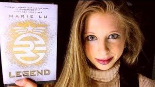 Video LEGEND BY MARIE LU: booktalk with XTINEMAY download MP3, 3GP, MP4, WEBM, AVI, FLV Oktober 2017