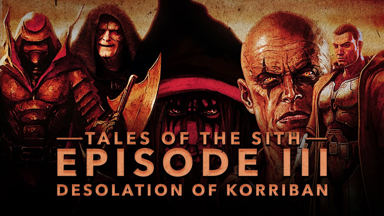 The Sith homeworld of Korriban entered galactic history following the Hundred-Year Darkness—a fracture of unity within the Jedi Order....