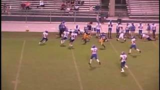 Damion Smith Clewiston High School Film Highlight #23 2009