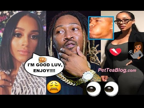Future gets Bow Wow Baby Mama Pregnant, She Confirms it 🤰👀