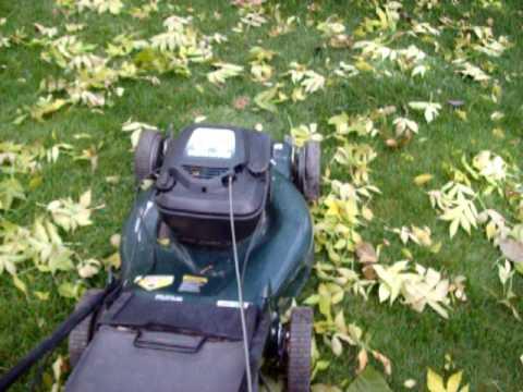 Cold Start My Craftsman 6 0 Briggs Amp Stratton Lawn Mower