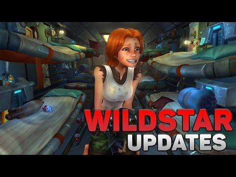 New Wildstar Update - Free Level 50 Boost!