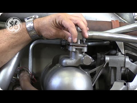GE90 - Main Fuel Oil Heat Exchanger - GE Aviation Maintenance Minute