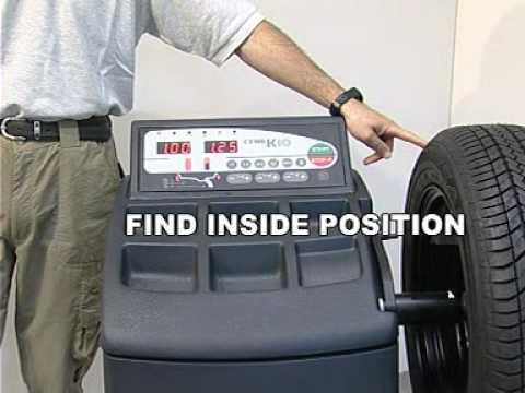 SARV   CEMB, Car Wheel Balancing Machine  K10