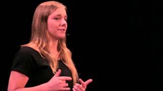 Redefining Nobody | Aislinn Slaugenhaupt | TEDxPittsburgh