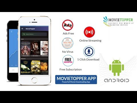 How To Download MovieTopper Android App