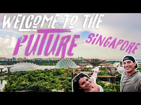 FIRST TIME IN SINGAPORE - Part 1