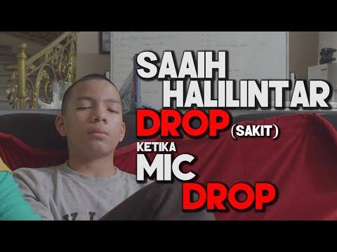 Saaih Halilintar Drop (Sakit) Ketika Mic Drop Gen Halilintar