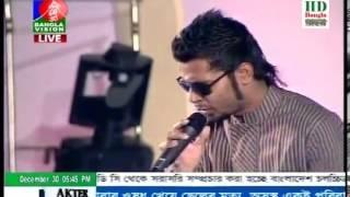 Arfin Rumey & Porshi  Tumi Acho Ami Achi HD Bangla Song