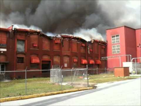 Avondale Mills Fire Sylacauga, AL